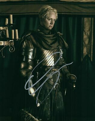 Gwendoline Christie GAME OF THRONES Signed Autographed  8x10 photo REPRINT