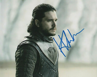Kit Harington GAME OF THRONES Signed Autographed 8x10 photo REPRINT