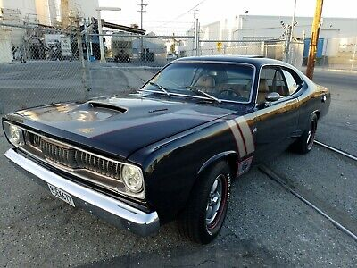 1971 Plymouth Duster  1971 PLYMOUTH DUSTER w/ 360 REBUILT ENGINE 5.9L -Great running condition-
