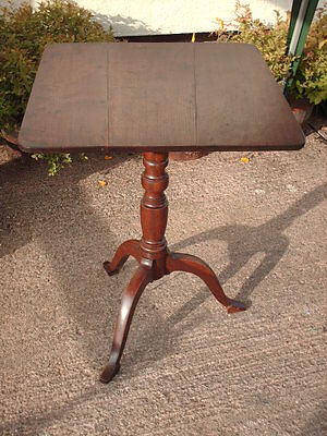 Victorian Oak  Occasional / Side Table