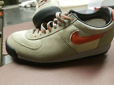 new arrivals f00d3 ee8b4 NIKE AIR LAVA DOME Grey Orange Vintage Sneakers Basketball size US 9