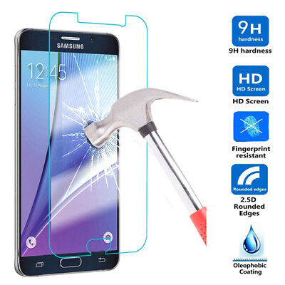 2x Panzerfolie Samsung Galaxy iPhone Huawei Sony Xperia Schutz Tempered Glass