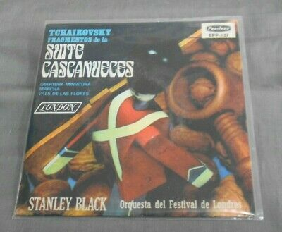 "Stanley Black -Nutcracker- Mexican 7""  Single Ps Instrumental"