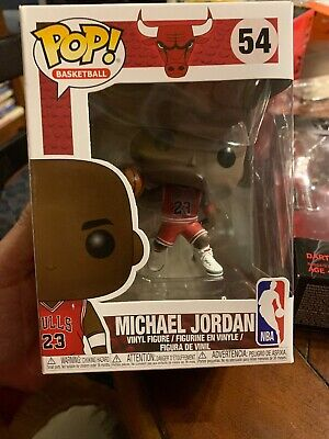 MICHAEL JORDAN - Funko Pop! NBA #54 Chicago Bulls