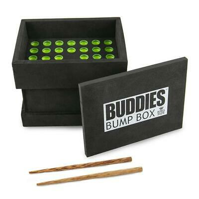 Buddies Bump Box Filler King Filling Machine Load 34 Cones simultaneously 109mm