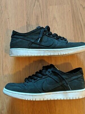 quality design 21b8a db949 Nike SB Dunk Low Pro Deconstructed Black US 9 Lightly used deadstock!