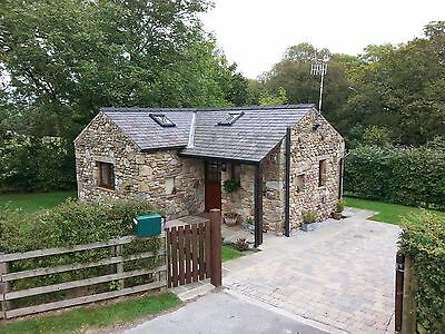 24 - 31 aug private, quiet detached holiday cottage, dogs welcome £420