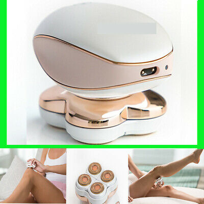Flawless Legs Painless Hair Removal Women Trimmer Electric Rechargeable Epilator