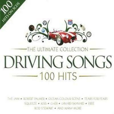 Various Artists : The Ultimate Collection - Driving Songs: 100 Hits CD (2008)