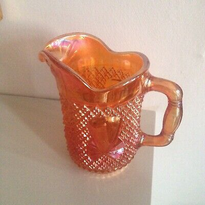 Carnival Glass  Small Jug - Perect