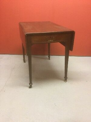 Antique Pembroke Table Sn-94a