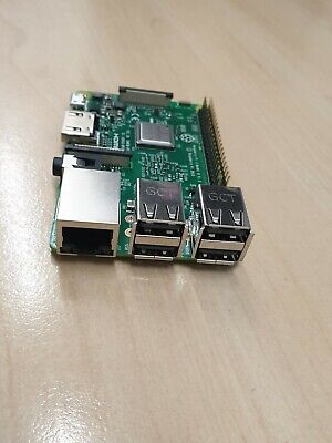 Raspberry Pi 3 Model B Board 1GB RAM QUAD Core 64bit CPU 1.2GHz Wifi Bluetooth M