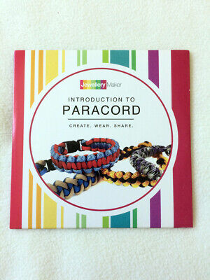Introduction to Paracord Jewellery Maker DVD (PAL)