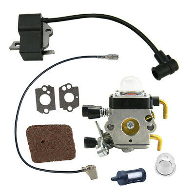 Air Fuel Filter Carburetor Parts Kits Wire Harness Oil Cup Spare Replacement