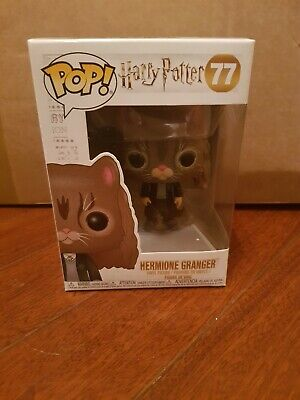 Funko Pop Harry Potter 77 Hermione Granger As Cat Vinyl Figure Figurine