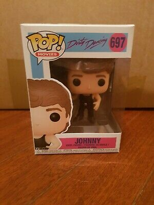 Funko Pop Movies Dirty Dancing Johnny #697