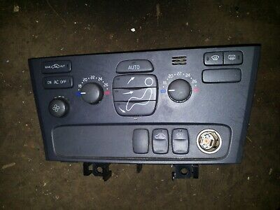 Volvo V70 2002 Heater Controls