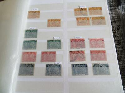 Canada Stamp Collection Early Mint/Used