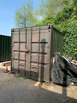 10ft Used Shipping Container
