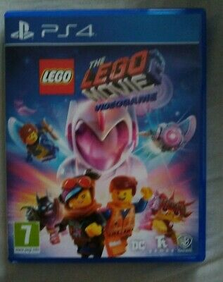 The LEGO Movie 2 Videogame PS4 - Very Good Condition