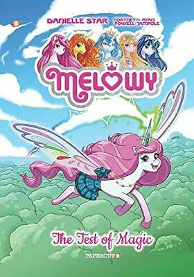 The Test of Magic (Melowy, Volume 1)