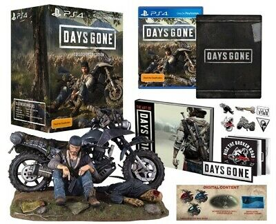 Days Gone Collector'S Edition Ps4..