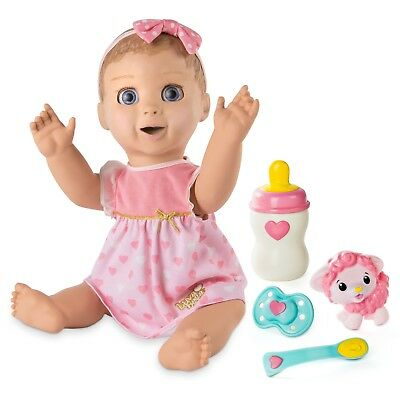 Luvabella - Blonde Hair - Responsive Baby Doll MINOR BOX DAMAGE