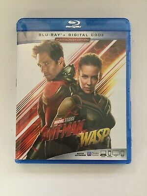 Ant-Man & The Wasp, Blu-ray, & Digital, Brand New Sealed!!!