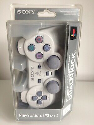 Official Sony PlayStation DualShock Controller Gamepad PS1 PSone PSX