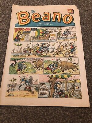 The Beano. No 1398. 3 May 1969