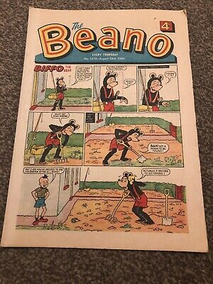 The Beano. No 1414. 23 Aug 1969