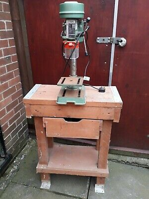 NU TOOLS 5 speed  Bench Drill C/w Bench. Collection Only