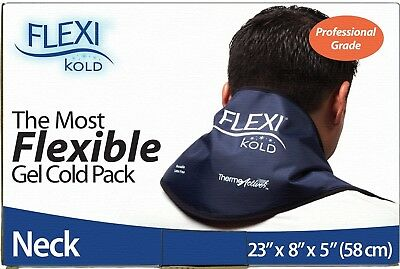 Reusable Gel Ice Bag Pack Hot Cold Therapy First Aid Back Shoulder Neck Head