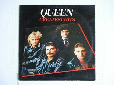 Queen Greatest Hits Vinyl Lp 1981 Elektra 5E-564 (Vg+/vg+) W/sleeve