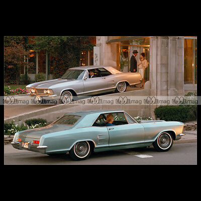 #pha.005685 Photo BUICK RIVIERA 1963 Car Auto