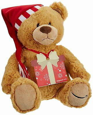 Amazon Gund 2017 Teddy Bear Plush Limited Edition New Holiday Stuffed Animal Toy