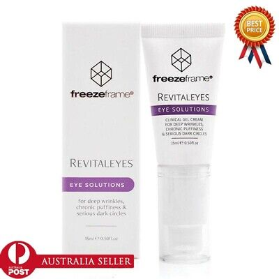 NEW FreezeFrame Revital Eyes 15 ml (Freeze Frame RevitalEyes)