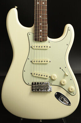Fender American Original 60s Stratocaster Olympic White beautiful rare EMS F/S