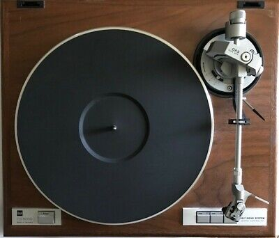 DUAL CS 505-2 Belt Drive Turntable New Belts & New Turntable Lab
