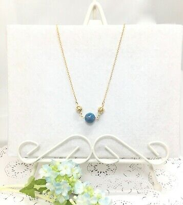 Chitose green Kyoto Opal Premium Necklace  from Japan FREE
