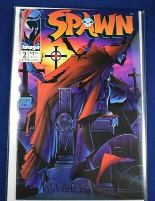 Spawn #2 First Appearance of Violator 9.2 NM- or better