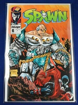 Spawn #6 First Appearance of Overtkill 9.2 NM- or better