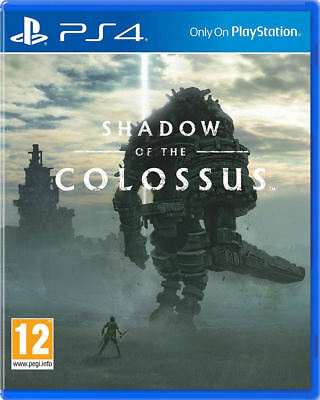 Shadow Of The Colossus by Sony PS4 -  Nuovo