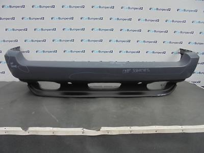Bmw X5 E53 Rear Bumper With Pdc 2000-2004 - Genuine Bmw Part *X1