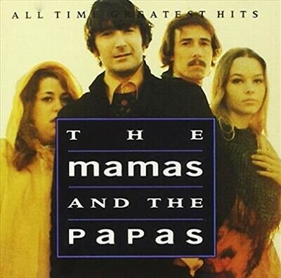 Mamas And The Papas, All Time Greatest Hits, CD