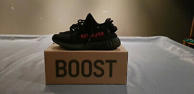 Negotiable Yeezy 350 v2 Bred (s8 VNDS) + Netflix Gift Cards $30 (Complimentary)