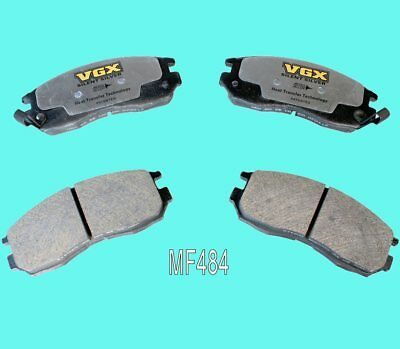 4x Rear Ceramic Disc Brake Pads for Sebring Avenger Stratus Eclipse Galant Sigma