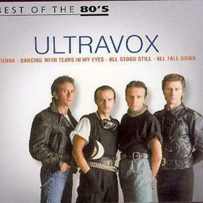 Ultravox : Best Of The 80's CD (2000) Highly Rated eBay Seller, Great Prices