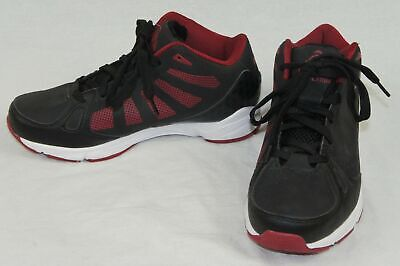 90ecca640359 Reebok Atr Above The Rim Black   Red   White Basketball Shoes Men s Size 8  Nwob