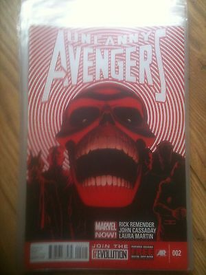 Marvel Now Uncanny Avengers #2 - #11  (2013)
